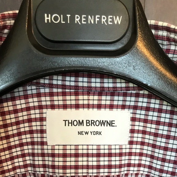 Thom Browne Oxford shirts